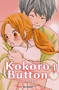 Kokoro Button Edition simple Tome 4