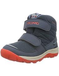 Viking Unisex-Kinder Bandak Hohe Sneakers