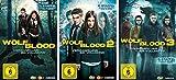 Wolfblood - Verwandlung bei Vollmond: Staffel 1-3 (9 DVDs)