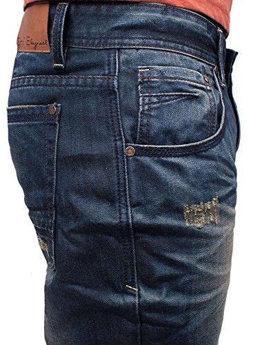 Shine jean pour homme daniel Bleu - Bleu