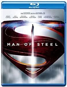 Man Of Steel [Superman] [Blu-ray] [2013] [Region Free]