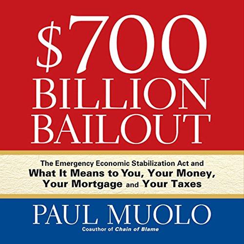 $700 Billion Bailout  Audiolibri