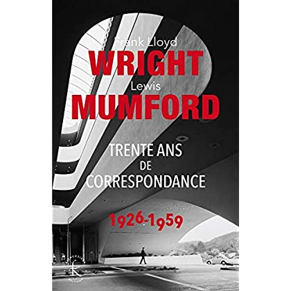 Trente ans de correspondance 1926-1959