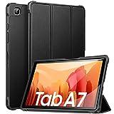ZtotopCase voor Samsung Galaxy Tab A7 Case, Ultra Slim Lichtgewicht Tri-Fold Stand Case voor Samsung Tab A7 10.4 2020, Zwart