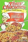 Tony Chachere'S Jambalaya Mix 8-Ounce Boxes (Pack Of 12)