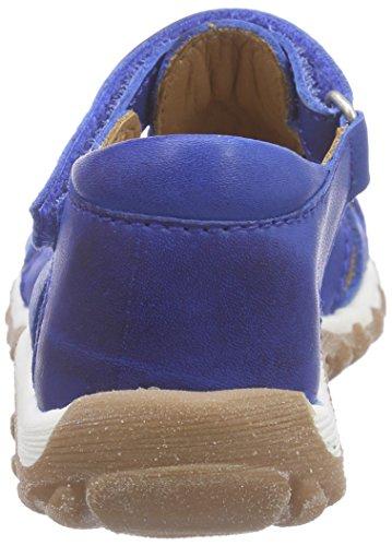 Bisgaard 70205116, Sandales Bout Fermé Mixte Enfant Bleu (26 Cobalt)