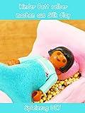 Clip: Kinder Bett selber machen aus Silk Clay - Spielzeug DIY