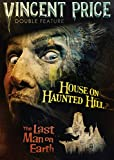 Locandina Vincent Price Double Feature: House On Haunted Hill & The Last Man on Earth
