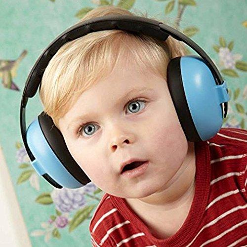 Gehörschutz Baby: BabyBanz GBB008 Baby-Gehörschutz 0-2 Jahre