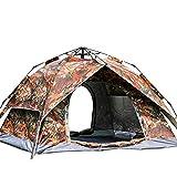 GYZ Camping Zelt Shelter Beach Tent 3 Personen wasserdichte Zelte Tipi zum Angeln Outdoor Wandern...