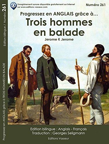 Trois hommes en balade par Jerome-K Jerome