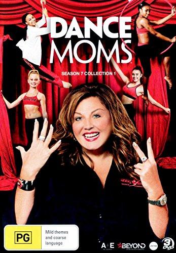 DANCE MOMS: SEASON 7 COLLECTION 1 - DANCE MOMS: SEASON 7 COLLECTION 1 (3 DVD)