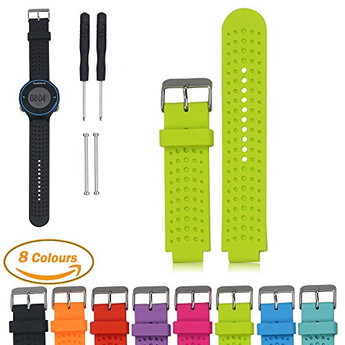 garmin-forerunner-series-smart-watch-replacement-band-ifeeker-air-hole-style-soft-silicone-strap-rep
