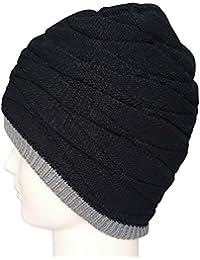 Amazon.es  gorra boina - Gorros de punto   Sombreros y gorras  Ropa f9e4faaf25d