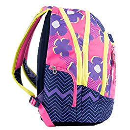 7911051b9e Zaino scuola advanced SEVEN – SUNFLOWER – cambia colore – Viola Rosa – 30  LT ...