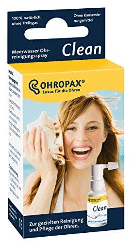 *Ohropax Clean Meerwasser Ohrreinigungsspray, 1er Pack (1 x 20 ml)*