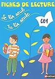 Je lis seul, tu lis seule... : Fiches de lecture CE1