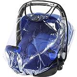 Britax Römer 2000024854 Regenverdeck BABY-SAFE plus II & SHR II PRIMO, transparent
