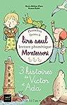 Coffret Premiers livres à lire seul - 3 histoires de Victor et Ada par Place