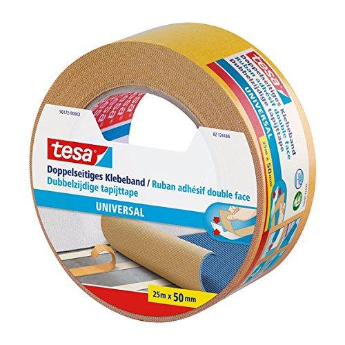 Teppich-Verlegeband 25m:50mm (1 Stück)