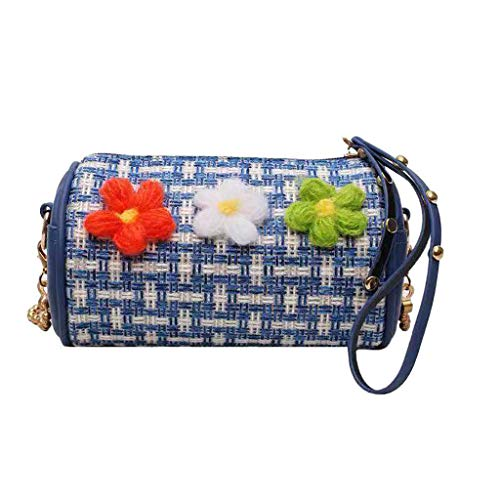 Damen Handtaschen Multi-Color-Striped Canvas Damen Hobos Schultertasche Shopper Taschen (Schlüsselwörter)