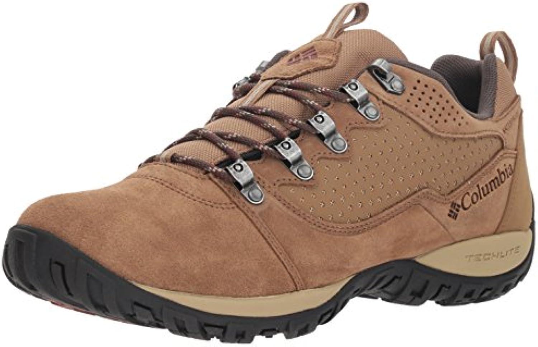 Columbia Peakfreak Venture Mid Suede WP, Chaussures de Ran Homme ée Basses Homme Ran 7c7834