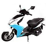 SXT VIPER Bicicleta Eléctrica con 2000w Sin Escobillas Motor Cubo, 45 KMH, 2 plazas - Hasta 60KM Rango