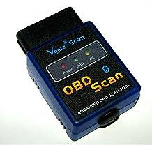 Strumento Diagnostico Vgate Mini Elm327 Scansione Del Bluetooth Obd / Veicolo