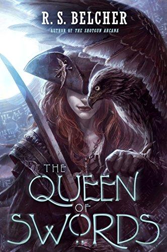 The Queen of Swords (Golgotha Book 3) (English Edition)