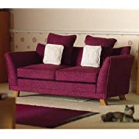 Soft Plum Sofa