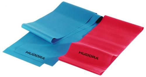 hudora-fitness-band-set-2-stuck-gymnastik-band-elastisch-64148
