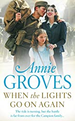 When the Lights Go On Again (Campion Family Book 5)