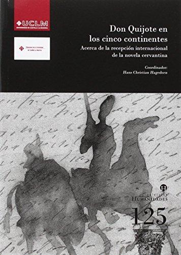 Los Quijotes del CEPLI por Hans Christian Hagedorn