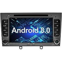 Ohok 2 DIN 7 Pulgadas Autoradio Android 8.0 Oreo Octa Core 4GB Ram 32GB ROM Reproductor