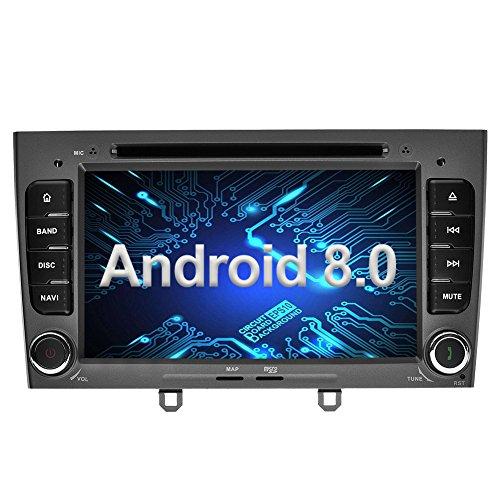 Ohok 2 DIN 7 Pulgadas Autoradio Android 8.0 Oreo Octa Core 4GB...