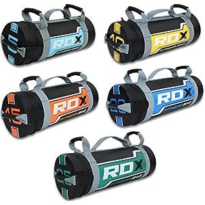 RDX Gewichtssack Sandbag Fitness Training Fitnessbag Powerbag Gewicht Sandsack (MEHRWEG)