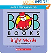 #9: Bob Books: Sight Words Kindergarten Set