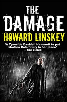 The Damage (David Blake Book 2) by [Linskey, Howard]