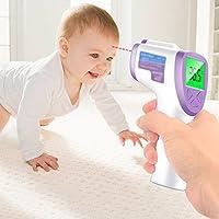 Thermometer für Fieber Digital medizinische Infrarot Stirn und Ohrthermometer für Baby CE und FDA genehmigt preisvergleich bei billige-tabletten.eu