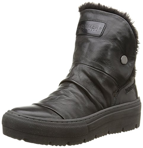 Bunker  Ten,  Sneaker donna Nero Black (nero) 37