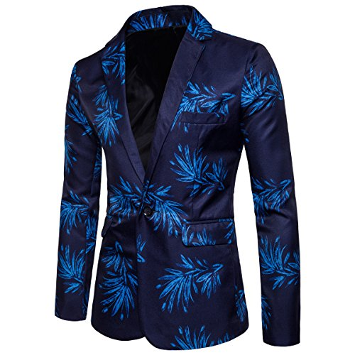 WYFZ-N Men'S Suits / Men'S Suits / Men'S Dress Through Digital Printing 3XL