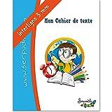 Telecharger Livres Cahier de texte lignes de couleurs interligne 3mm (PDF,EPUB,MOBI) gratuits en Francaise