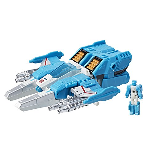 Transformers C1093EL2 Generationens Titans Return Deluxe Autobot Topspin und Freeze Out Figur
