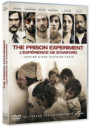 The prison experiment, l'expérience de stanford [Edizione: Francia]