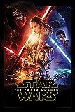 Star Wars EP7 One Sheet Episode7 Das Erwachen der Macht Poster Plakat Größe 61x91,5cm + 1 Ü-Poster der Grösse 61x91,5cm