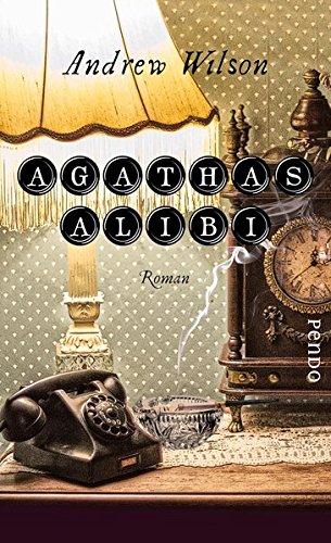Buchseite und Rezensionen zu 'Agathas Alibi: Roman' von Andrew Wilson