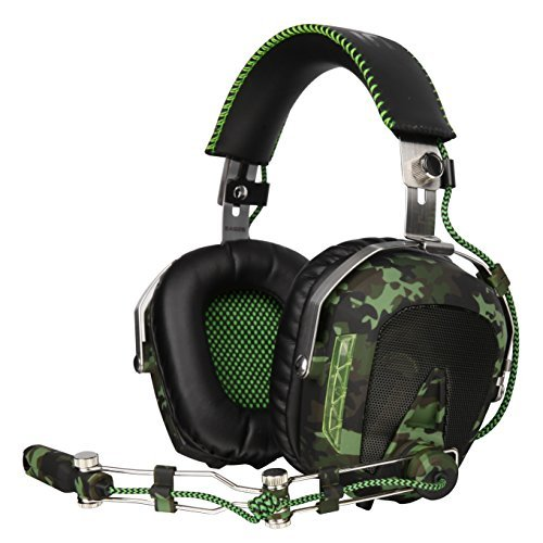 SADES sa926 Aviation Stereo Gaming Headset für PS4/PS3/Xbox One/Xbox 360/PC/iPhone - Konsole-einheit Xbox 360