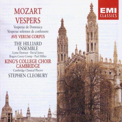 Verspers/ Ave Verum Corpus - M...