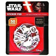 Star Wars - set de adhesivo con caja