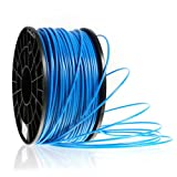 Kaisertech Filament für 3D Drucker 1kg PLA / ABS 1.75mm / 3mm - Premium Qualität & verschiedene Farben ABS 1.75mm, Blau